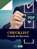 Checklist Coach de Sucesso 2015
