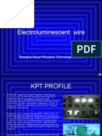 Electroluminescent Wire PPT