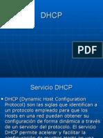 Instalacion Servicio DHCP windows server