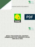 CONFERENCIA -TECNOLOGIA EN CONCRETO