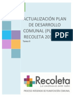 Pladeco Recoleta Tomo II 2015-2018
