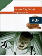 27. Urgências e Emergências Psiquiátricas