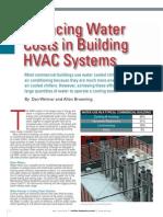 AFE Reducing Water Costs in Bldg HVAC