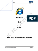 Sesion HTML