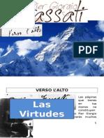 Pier Giorgio Frassati-Las Virtudes de Un Joven Cristiano
