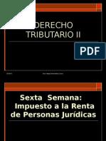 Rentas de Personas Juridicas