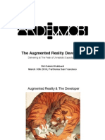 The Augmented Reality Developer
