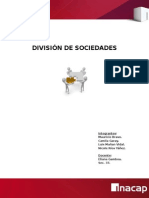 División de Sociedades Imprimir