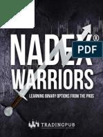 Nadex Warriors eBook