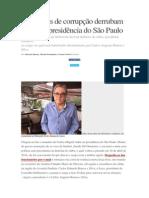 Denúncias de Corrupção Derrubam Aidar Da Presidência Do São Paulo
