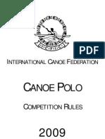 ICF CAP Rules 2009 - Smaller Text