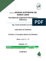 Reporte 1 Lab dinámica