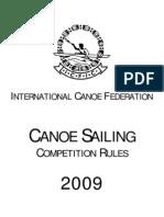 Icf Csa Rules 2009