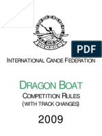 ICF DRB Rules 2009 With Congress Changes