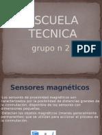 Sensores Magnéticos