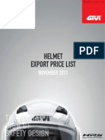Givi Helmet Broucher