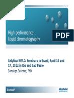 Presentation Analytical HPLC