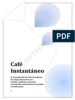 SEI Contreras Ingenieria-Informe-Cafe Instantaneo