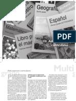 Adecuaciones Multigrado Propuesta Educativa Multigrado 2005