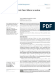 Acute-On-chronic Liver Failure- A Review