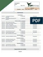 AC-RG-01 Lista Maestra de Documentos