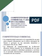 Competitividad Comercial y Aranceles en Colombia