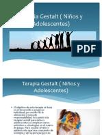Terapia Gestalt ( Niños y Adolescentes)