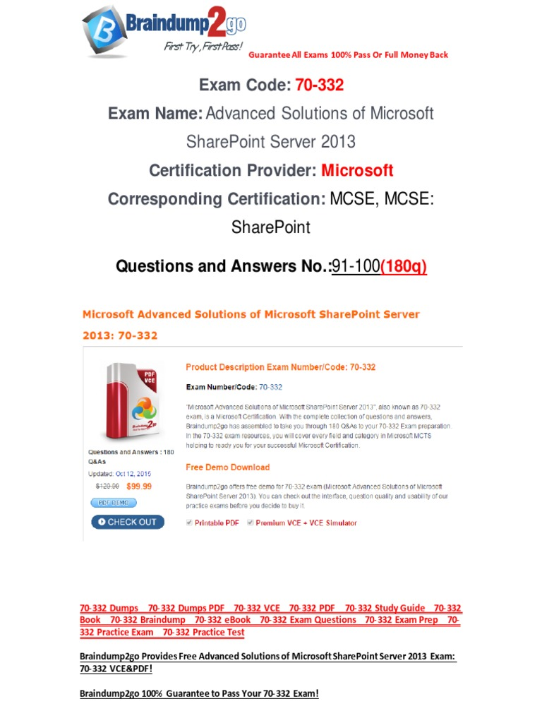 Mcitp 70-663 Exam Ref Pdf Download