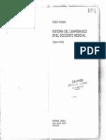 FOSSIER, Robert, Historia del campesinado en el occidente medieval (s. XI-XIV) (1985)