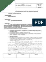 Test de Equilibrio Peritoneal