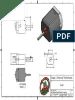 advanced technology - water pump motor drawing  2015 8 5
