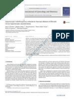 2014 125 3 Laparoscopic Radiofrequency Volumetric Thermal Ablation of Fibroids Versus Laparoscopic Myomectomy
