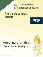 Angel Para Un Final