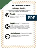 Licencias  y Derechos de Autor online