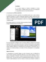 Virtualizacion El Nuevo Paradigma