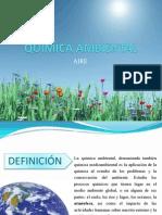 Química Ambiental Aire