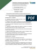 Ix Forum Estudos Estrategicos Sbad 2014 Processamento de Materiais de Uso Endoscópico