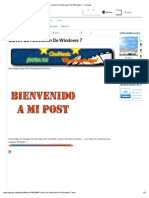 (NaN) Claves de Activacion de Windows 7 - Taringa!
