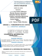 ExposicionTema 1.1. Conceptos Generales