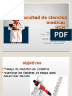 Diabetes pediatria