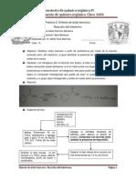 Síntesis de ácido benzoico. Reacción del haloformo.
