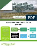 Análisis Del Producto Turístico de La Región Ancash