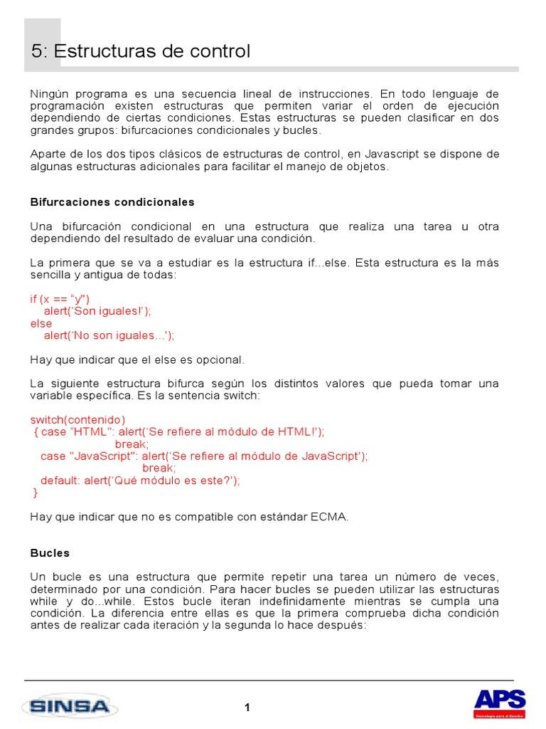 Javascript 05 Script De Java Software