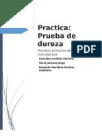 Prueba Dureza