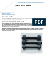 Piping-Engineering.com-Bolting Selection Guide for Bolting Material