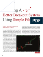 Building a Better Breakout System Using Simple Filters