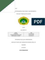 Tugas Kelompok Sistem Integument