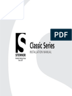 Stenner Classic Pump Owners Manual