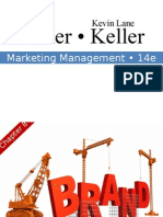 Chapter 8 (Creating Brand Equity)