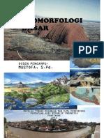 Bahan Ajar Geomorfologi Dasar